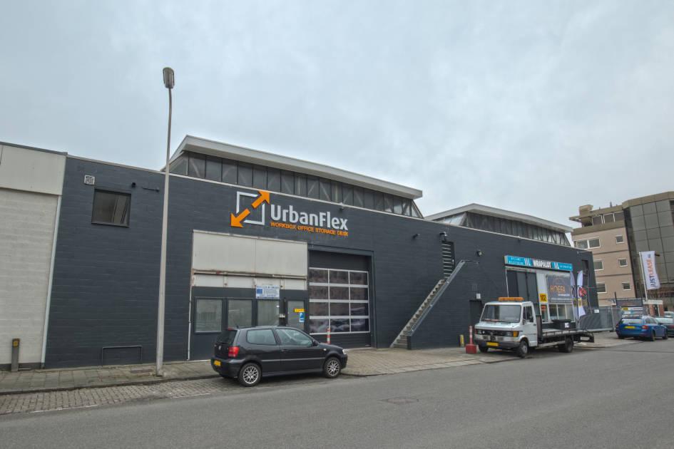 Bedrijfsruimte Te Huur Eendrachtlaan 100 260 Utrecht